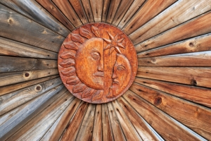 Sun-Moon Dreamstime
