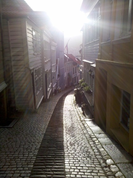 Bergen, Norway, October 2011